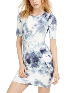 Guess Alameda Tie-Dye Dress