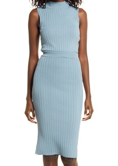 GUESS Aline Ribbed Sleeveless Sweater