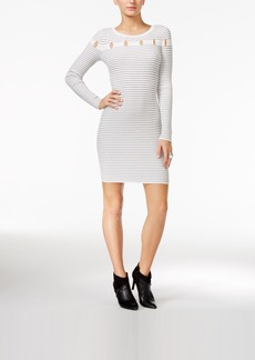 Guess Allison Bodycon Sweater Dress