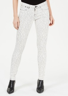 Guess Animal-Print Jeggings
