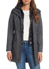 GUESS Anorak with Detachable Hooded Vest