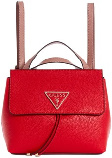 Guess Aretha Convertible Crossbody Backpack