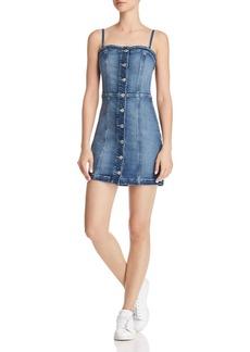 GUESS Ariana Body-Con Denim Dress