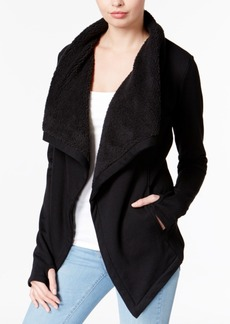 Guess Bailey Fleece-Trim Jacket