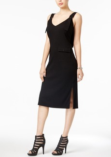 Guess Bedford Ribbed Bodycon Dress