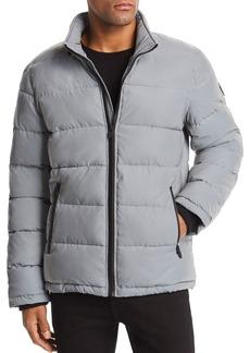 GUESS Benjamin Reflective Puffer Jacket