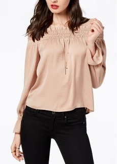 Guess Bethany Off-The-Shoulder Top