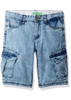GUESS Boys' Big Denim Short Pant