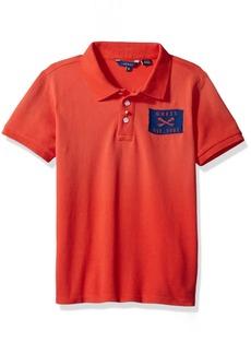 Guess Big Boys' Short Sleeve Polo