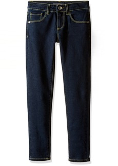 GUESS Girls' Big 5 Pocket Stretch Denim Power Skinny Jean