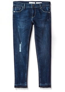 GUESS Big Girls' 5 Pocket Super Skinny Fit Jean