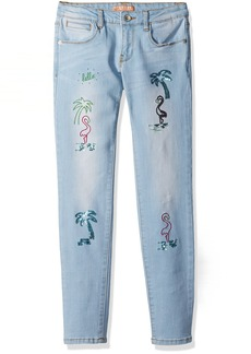 GUESS Big Girls' 5-Pocket Super Skinny Jean