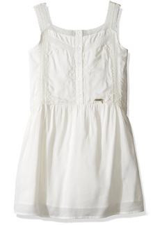 GUESS Girls' Big Sleeveless Dress