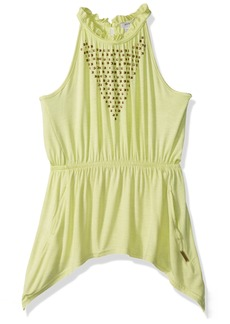 GUESS Big Girls' Sleeveless Top with Stones