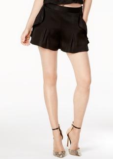 Guess Bijoux Ruffled Shorts