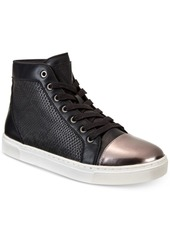 Guess Boden Gold-Toe High-Top Sneakers Men's Shoes