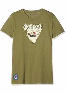 Guess Boys' Big Short Sleeve Logo T-Shirt