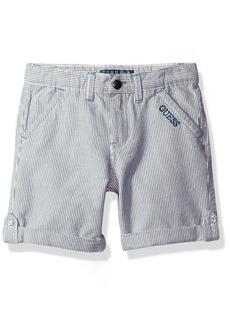 GUESS Boys' Striped Short