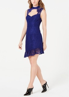 Guess Brandie Cutout Lace Dress