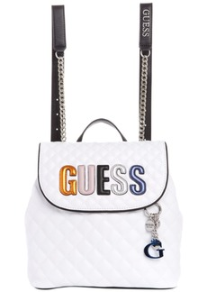 Guess Brielle Quilted Backpack