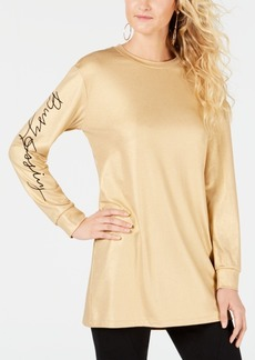 Guess Busy Guessing Long-Sleeve T-Shirt