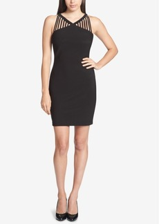 Guess Caged Bodycon Dress