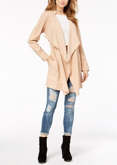 Guess Cali Draped Trench Coat