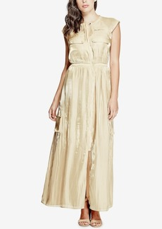 Guess Cargo Maxi Dress