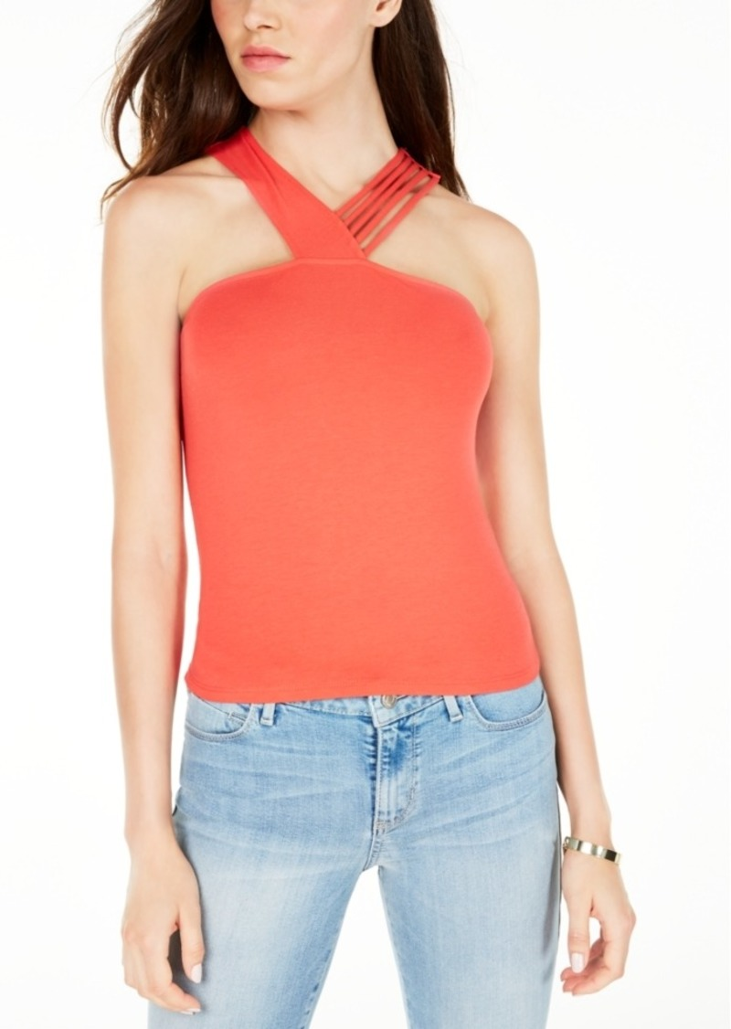 Guess Chas Strappy Racerback Top
