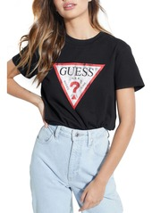 GUESS Classic Fit Logo Graphic Tee