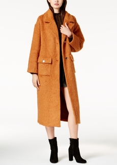 Guess Clinton Oversized Textured Coat