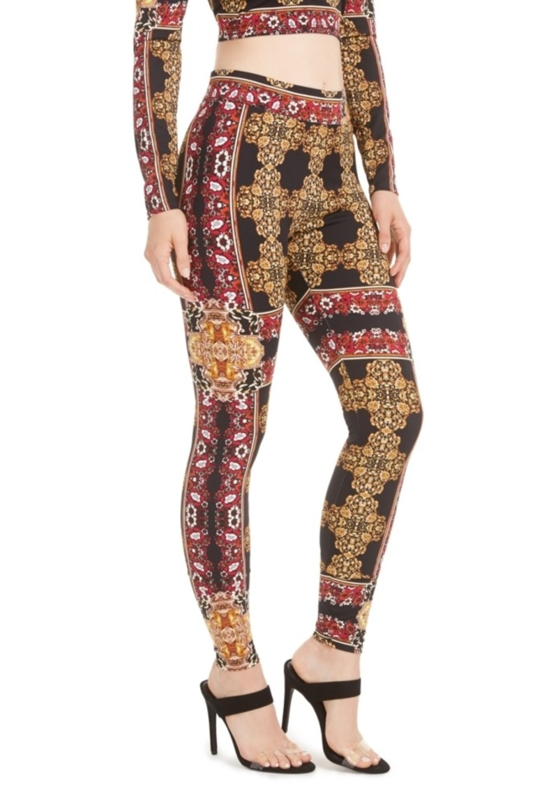 Guess Clovia Printed Leggings