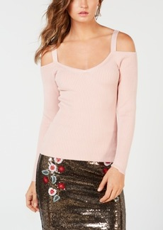 Guess Cold-Shoulder Maisi Sweater