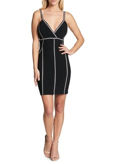 Guess Contrast-Trimmed Sleeveless Dress