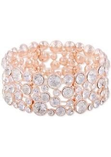 Guess Crystal & Stone Stretch Bracelet