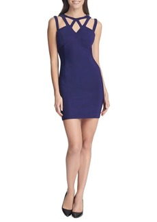 Guess Cut-Out Bodycon Dress