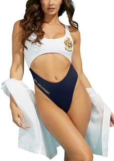 Guess Cut-Out One-Piece Swimsuit