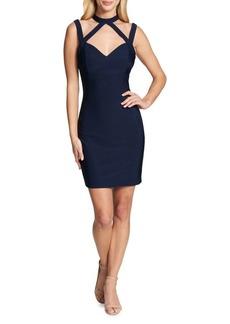 Guess Cut-Out Sleeveless Dress