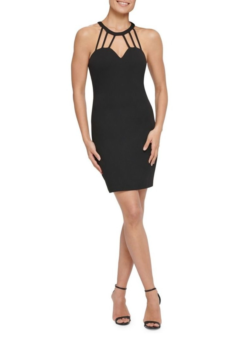 Guess Cutout Bodycon Dress
