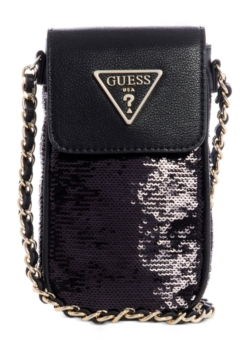 Guess Delon Sequin Crossbody