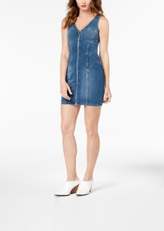 Guess Denim Bodycon Dress