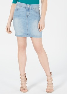 Guess Denim Foldover Skirt