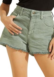 Guess Denim Mom Shorts