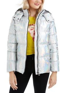 Guess Diana Iridescent Puffer Jacket
