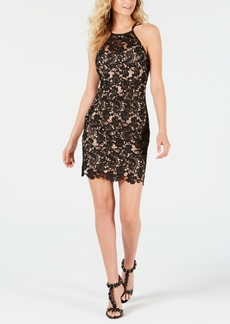 Guess Dierdre Strappy Lace Dress