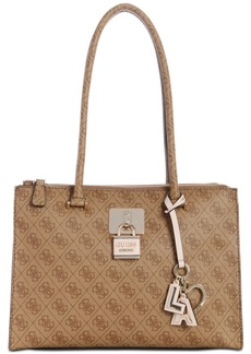 Guess Downtown Cool Status Satchel