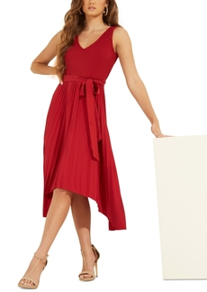 Guess Erynn Pleated Dress