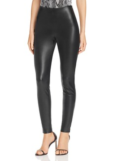 GUESS Faux Leather Skinny Pants
