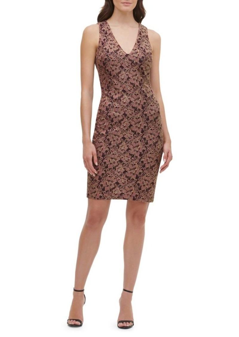 Guess Floral Lace Dress