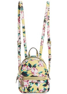 Guess Floral Mini Backpack